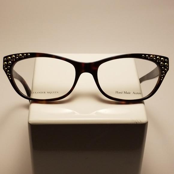 6155213580fd Alexander McQueen Accessories - ALEXANDER McQUEEN Women's Eyewear